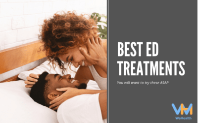 What Is The Best Treatment For ED?