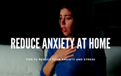 Reduce Anxiety While Working from Home
